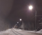 Мурманскавтодор ищет виновников обрыва линии освещения