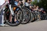 Внимание, соревнования по велосипедному спорту!